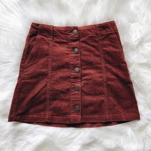 Dresses & Skirts - Button down skirt